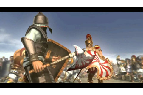 Ancient Wars: Sparta - Opening - YouTube