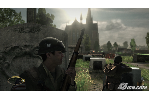 Brothers in Arms: Hell's Highway - PS3 Review | Chalgyr's ...