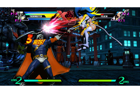 ULTIMATE MARVEL VS. CAPCOM® 3 Game | PSVITA - PlayStation