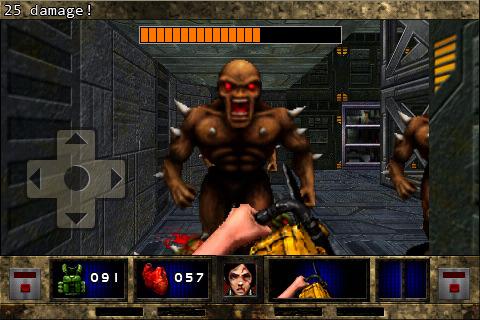 Deal '2 Damage' To Imps In Doom II RPG for the iPhone ...