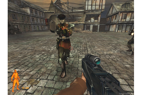 World War Zero: Iron Storm (2004 video game)