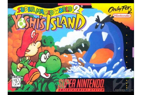 Full Super Mario World 2: Yoshi's Island OST - YouTube