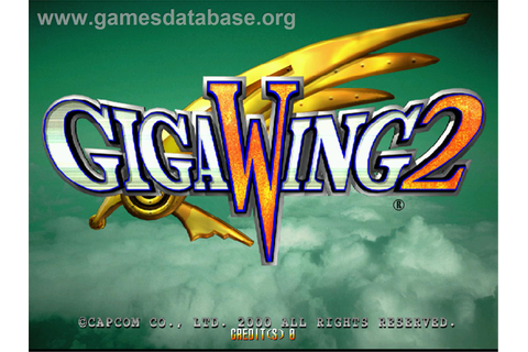 Giga Wing 2 - Arcade - Games Database