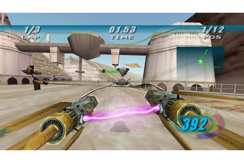 Replaying the Classics: Star Wars Episode I: Racer ...