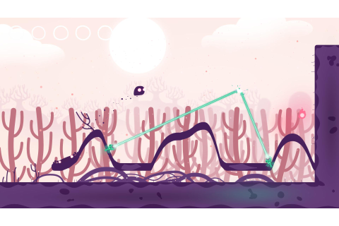"Semblance is about reshaping a ""playdough"" world to solve ..."