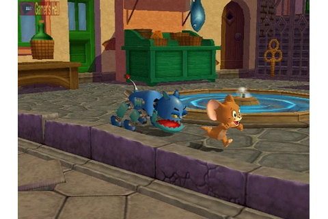 Tom and Jerry in War of the Whiskers (USA) (En,Es) ISO