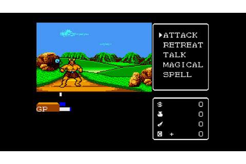 Miracle Warriors: Seal of the Dark Lord ... (Master System ...