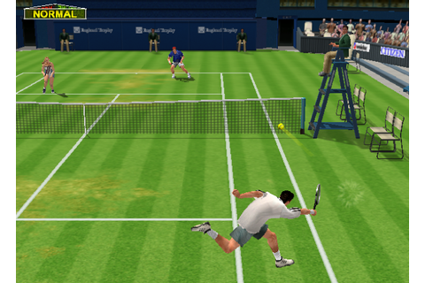 Virtua Tennis 2 | Retro Gamer