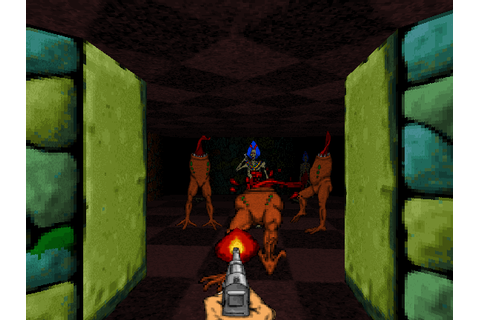 Pathways Into Darkness (1993) by Bungie Software Products ...