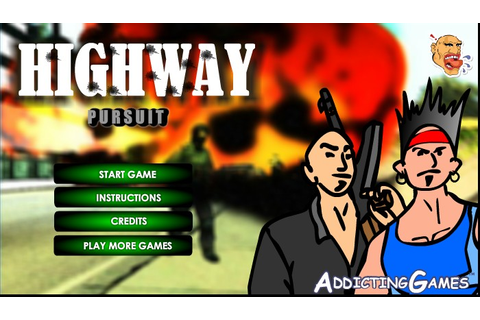 Highway Pursuit Hacked (Cheats) - Hacked Free Games
