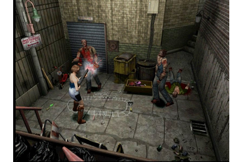 Games Free: Resident Evil 3 Nemesis Game Free Download For PC