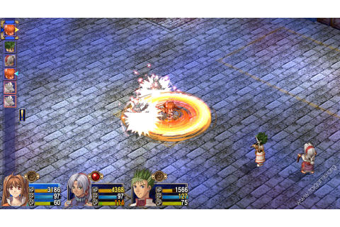 The Legend of Heroes: Trails in the Sky SC - Tai game ...
