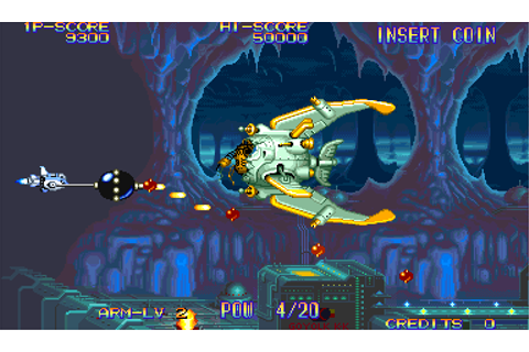 Eco Fighters (World 931203) ROM Download for MAME - Rom ...