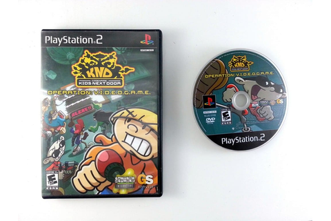 Codename Kids Next Door Operation VIDEOGAME game for ...