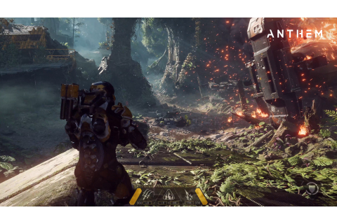 No Way Anthem Looks This Great At Launch, Downgrade ...