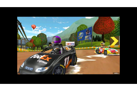 Car Games - NASCAR Kart Racing -new wii game for kids ...