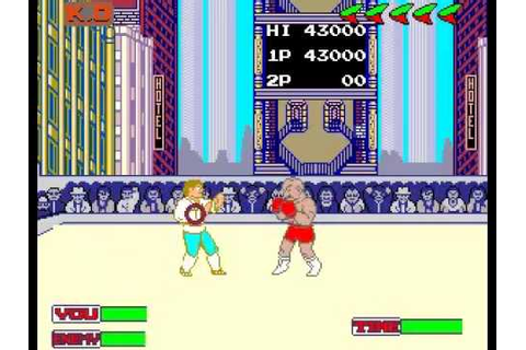 Game of the day 517 Shanghai Kid (北派少林 飛龍の拳) 1985 Data ...