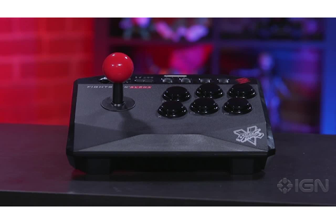 Mad Catz Fightstick Alpha Review | Hacks, Video game ...