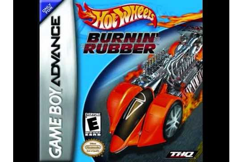 Hot Wheels GBA Music Collection - YouTube