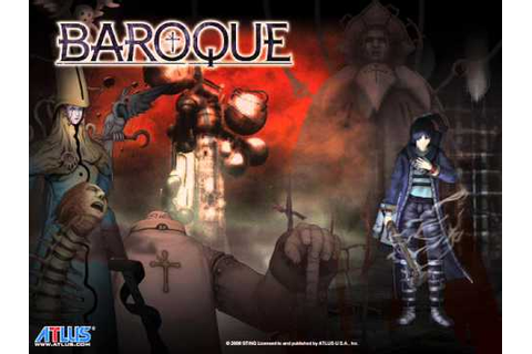 Baroque Review (PS2) - YouTube