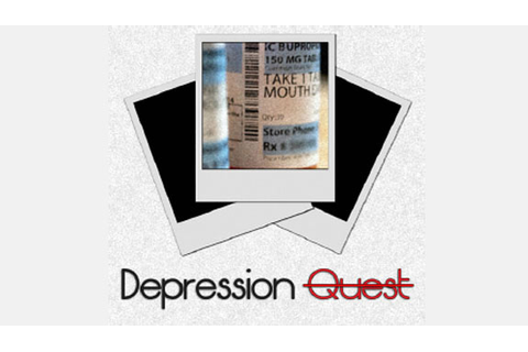 Depression Quest Review for Steam (2013) - Defunct Games