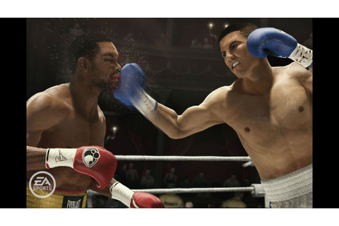PS4 Boxing Game (E3 2018) Ea Sports - YouTube