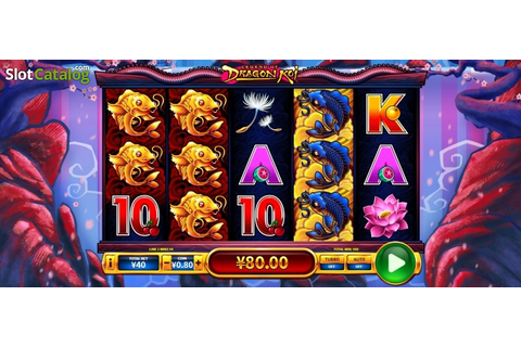 Legend of Dragon Koi Slot ᐈ Claim a bonus or play for free!