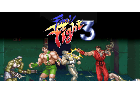 Final Fight™ 3 | Super Nintendo | Games | Nintendo