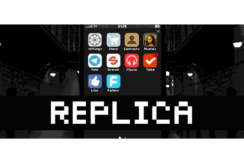 Save 33% on Replica on Steam