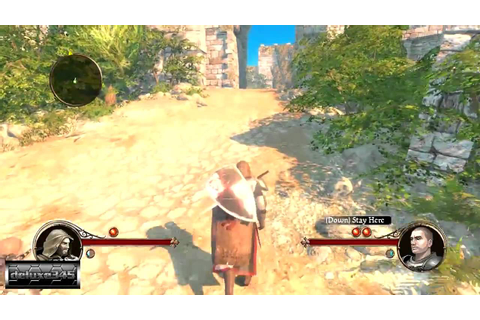 The First Templar Videogame Gameplay (PC HD) - YouTube