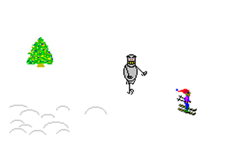 The Most Terrifying Skiing Video Game Ever Arrives On iOS ...