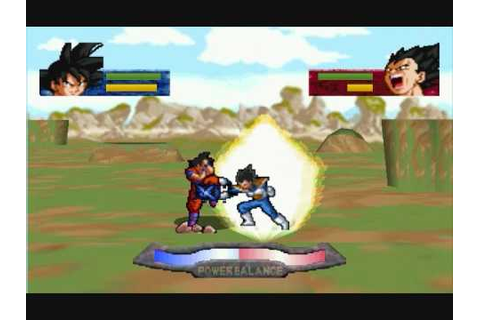 Dragon Ball Z Legends - Stage 1 (PSX) - YouTube
