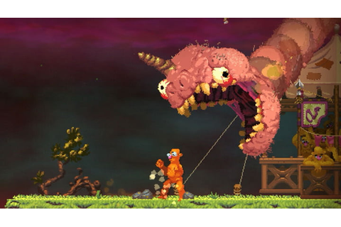 Nidhogg 2 confirmed for PlayStation 4 - Thumbsticks