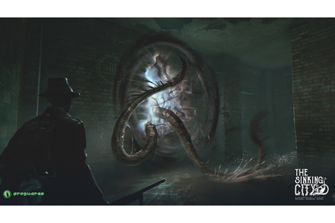 Upcoming Lovecraftian game The Sinking City shows off some ...