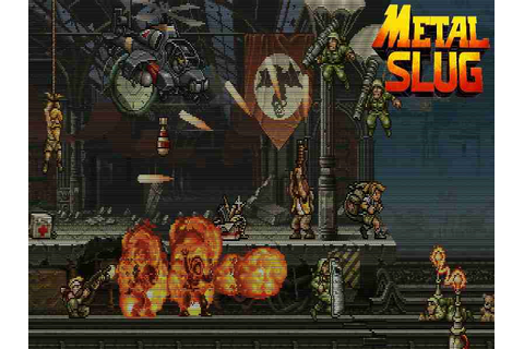 Metal Slug Game Download Free For PC Full Version ...