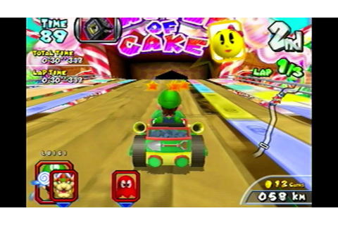 Mario Kart Arcade GP 2 [Wii Gameplay] - YouTube