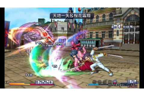 Project X Zone English N3DS Game Rom Download - YouTube