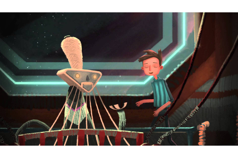 Part One of Double Fine's 'Broken Age' Adventure Game ...