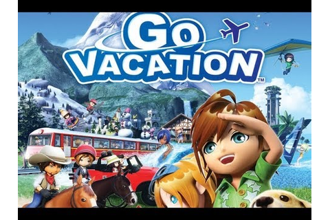 CGRundertow GO VACATION for Nintendo Wii Video Game Review ...