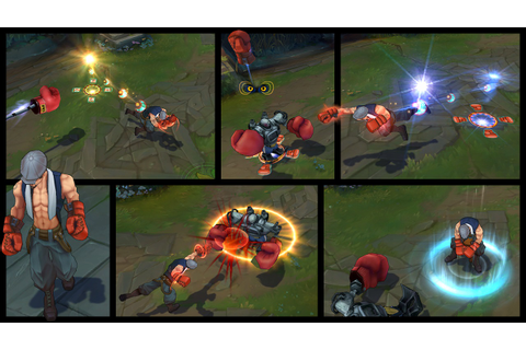 Image - Lee Sin Knockout Screenshots.jpg | League of ...