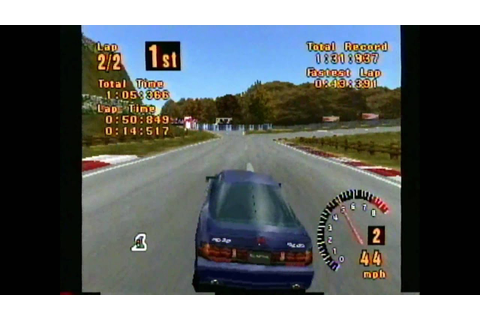 Classic Game Room HD - GRAN TURISMO 1 for PS1 review - YouTube