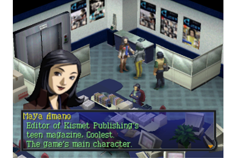 Play Persona 2 - Eternal Punishment Sony PlayStation ...