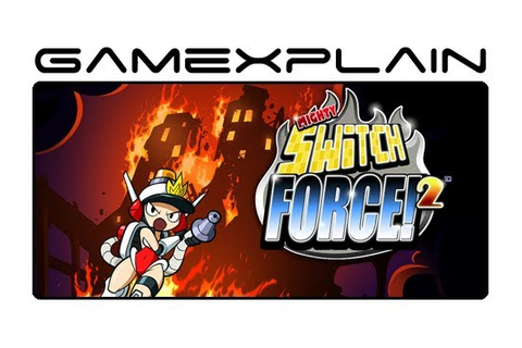 Mighty Switch Force 2: Game & Watch (Game Preview) - YouTube