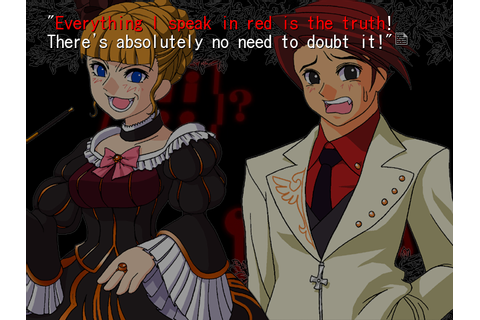 umineko | Everything is bad for you