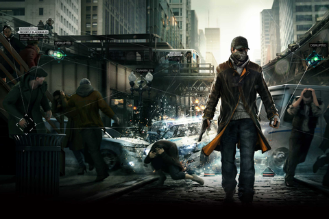 Watch Dogs - Wallpapers ~ GameNiacs