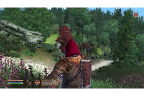 Elder Scrolls IV: Oblivion Gameplay. - YouTube