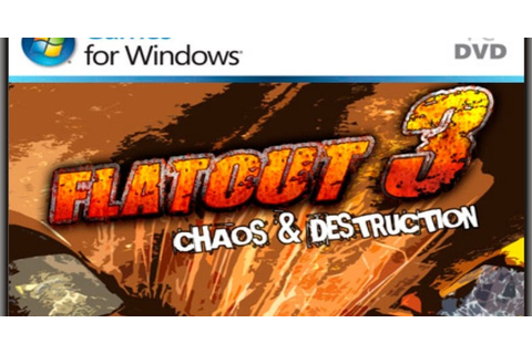 FlatOut 3 Chaos And Destruction | Free Full Version Games ...