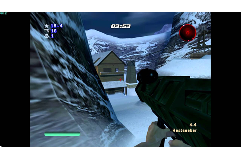 James Bond Nightfire Gamecube version on PC! - YouTube