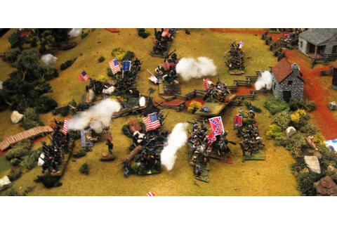 Wargaming in general | CHARGE! Civil War wargaming