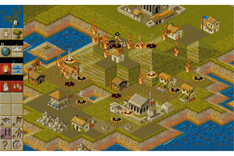 Download Populous II - Trials of the Olympian Gods | Abandonia
